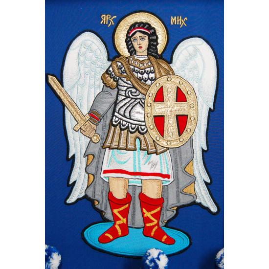 Вишита ікона Архангел Михаїл
