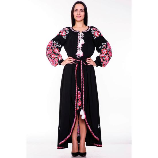 Сукня Вишнева
