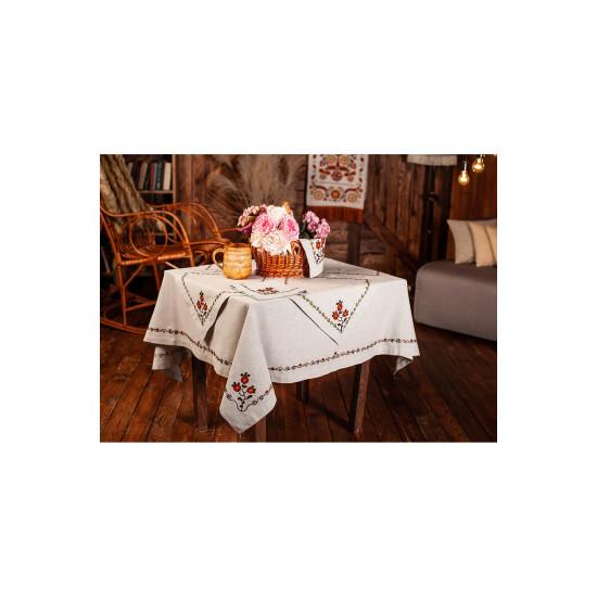Набір Леля (столовий набір, рушник, подушка)