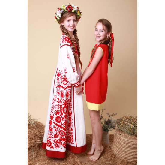 Сукня Трояндочка