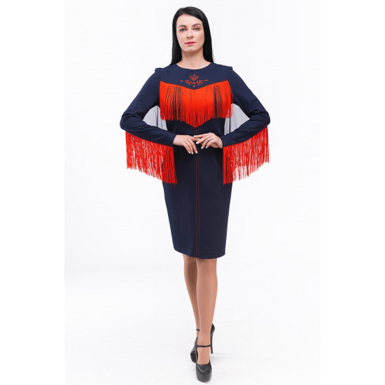 Сукня Вогняна птаха