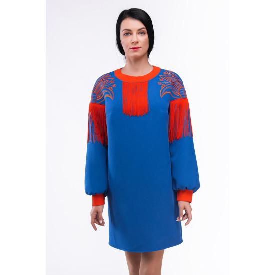 Сукня Лазурова