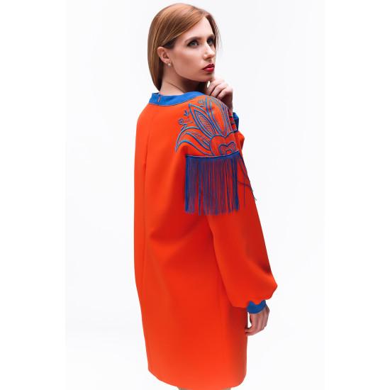 Сукня Вогненна
