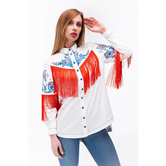 Блуза Дивоцвіт