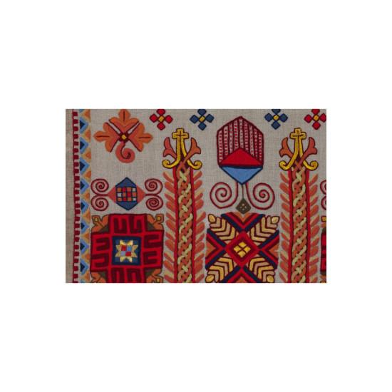 Вишита картина Київська Русь (Фрагмент рушника національної єдності)